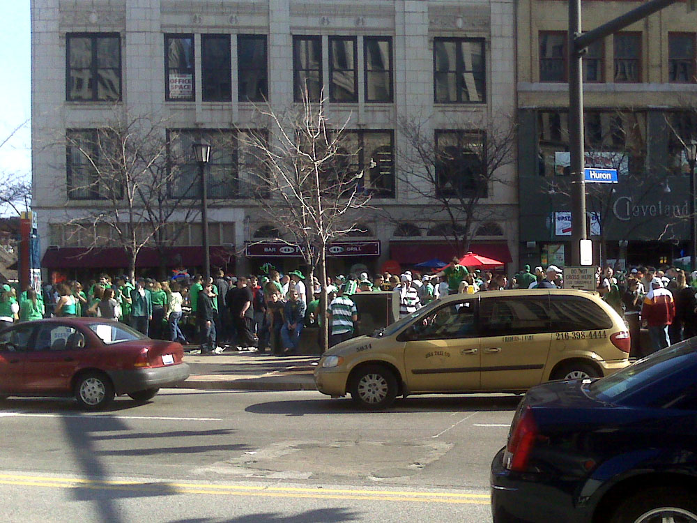 2009 St. Patrick's Day In Cleveland (4)