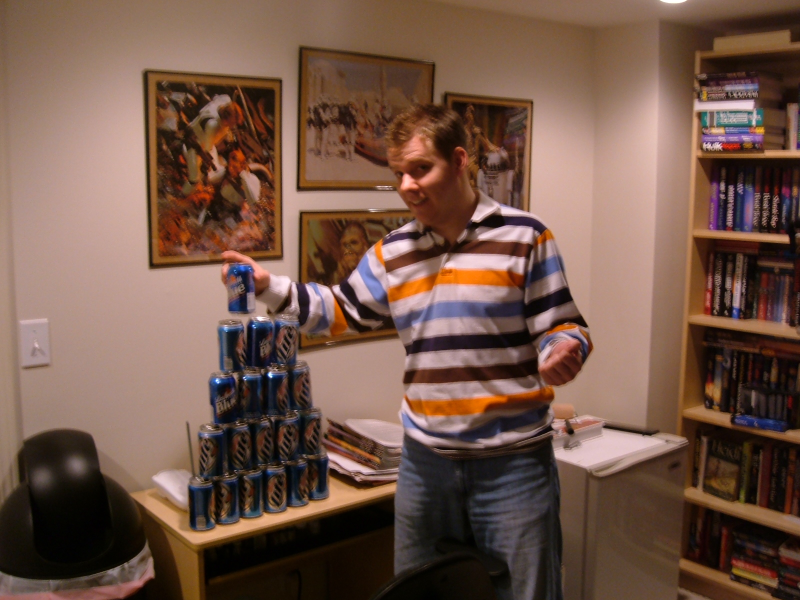 2006 Beeramid - Construction Complete