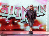Bret Hitman Hart On WWE Raw