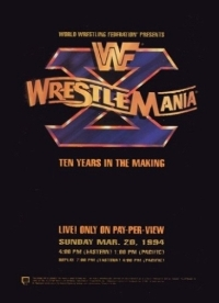 WrestleMania X (1993)