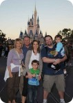 On The Way Out Of Disney