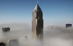 Fog In Cleveland