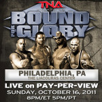 My Bound For Glory Picks