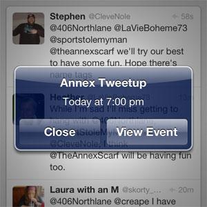 The First Ever Annex Tweetup