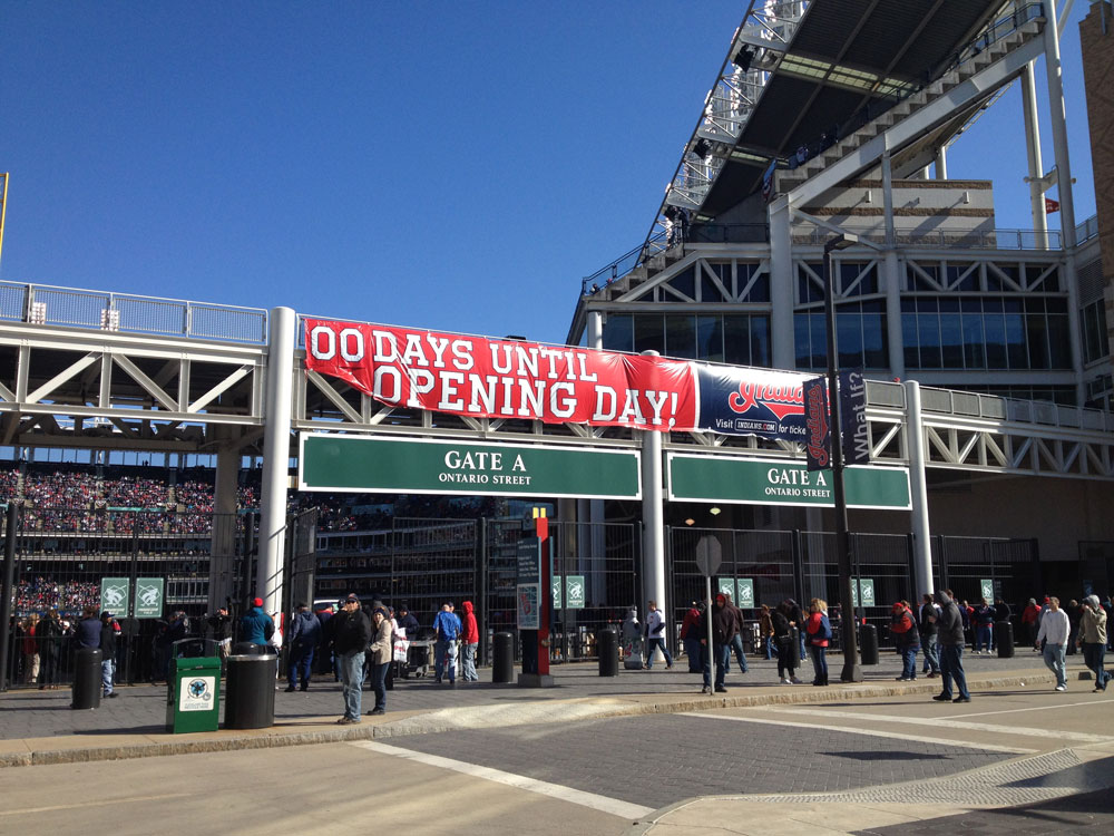 Opening Day 2012