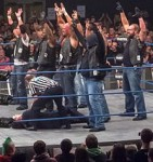 The Aces & Eights In The Ring