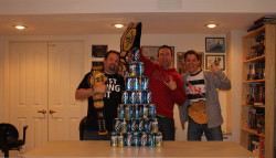 Beeramid 2013 - Row 7