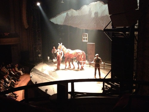War Horse At PlayhouseSquare