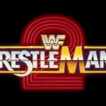 WrestleMania 2 Logo