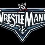 WrestleMania 22 Logo