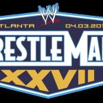 WrestleMania 27 Logo