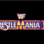 WrestleMania 4 Logo