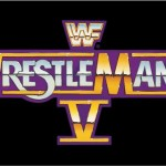WrestleMania 5 Logo