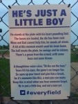 He's Just A Little Boy