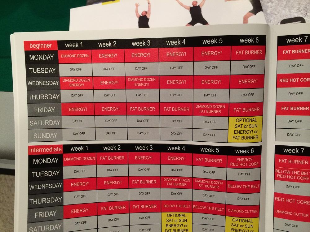 photo regarding Ddp Yoga Schedule Printable identify Ddp Yoga Agenda