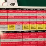 DDP Yoga Beginner - Week 7-13