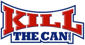 KillTheCan.org Logo
