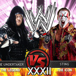 Sting Vs. Undertaker At WrestleMania 32 – Get Ready