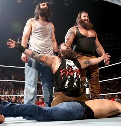 The Wyatt Family - Braun Strowman