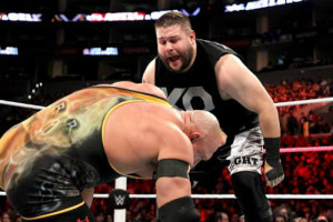 Hell In A Cell 2015 - Owens v Ryback