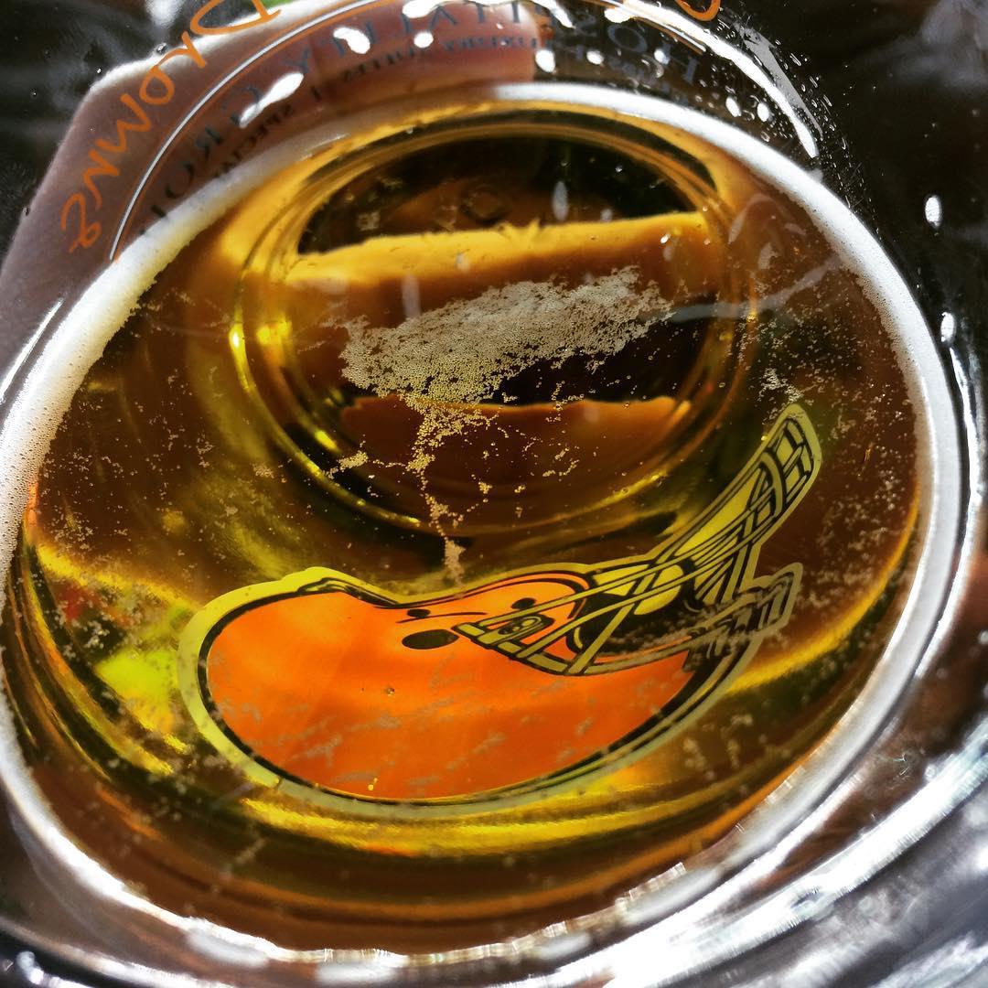 Browns Game Beer