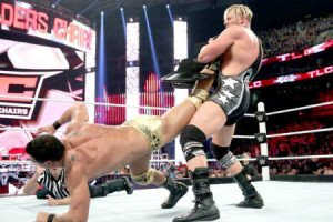 TLC 2015 - Del Rio vs Swagger