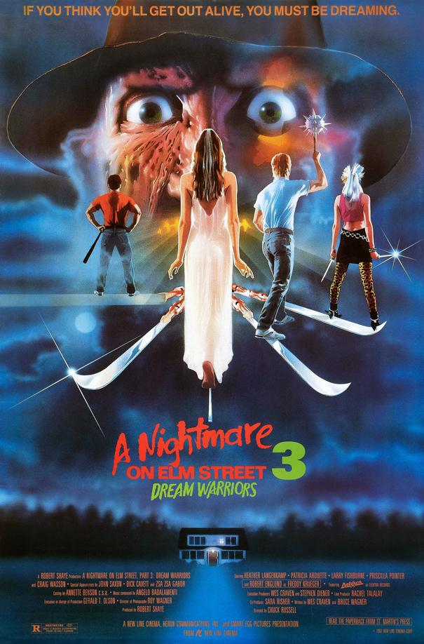 NOES 3 - Dream Warriors (1987)