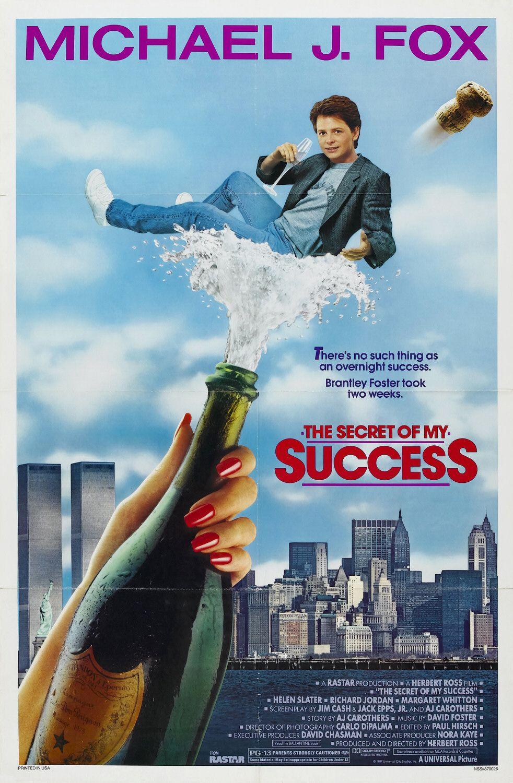 Secret of My Success (1987)