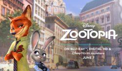 Zootopia Digital Release