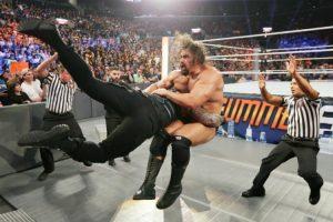SummerSlam (2016) - Reigns vs Rusev
