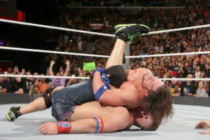 SummerSlam (2016) - Styles vs Cena
