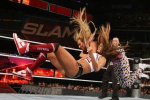 SummerSlam (2016) - Women's Tag Match
