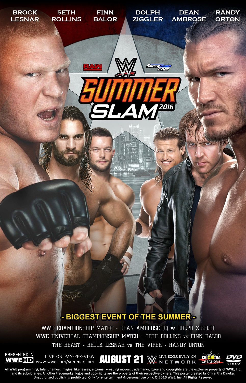 SummerSlam (2016)