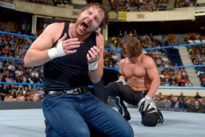 Backlash (2016) Ambrose vs Styles