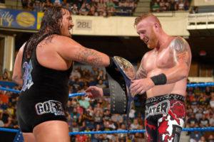 Backlash (2016) Tag Title Match