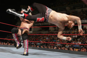 Clash of Champions (2016) - Jericho vs Zayn