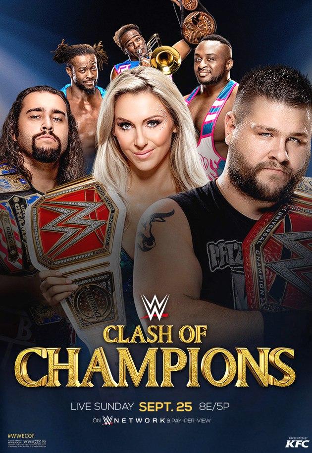 Clash of Champions (2016)