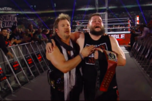 Royal Rumble 2017 Kevin Owens Chris Jericho