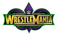 WrestleMania 34 Logo (2018)