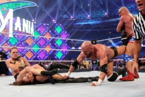 WrestleMania 34 - Mixed Tag