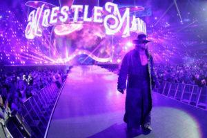 WrestleMania 34 - The Undertaker