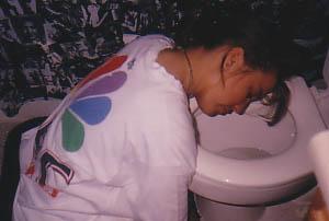 Heather Toilet