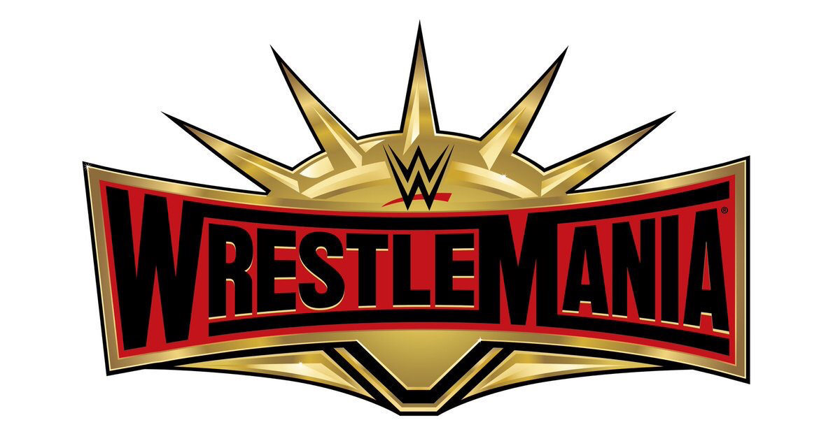 Image result for wrestlemania logo